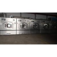 秦皇岛全国出售整套二手水洗厂设备海狮100公斤二手水洗机二手洗衣房设备