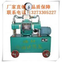 电动试压泵的结构及作用介绍
