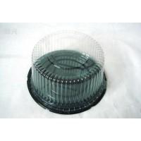 土鸡蛋糕吸塑盒 一次性透明塑料包装盒上海御兴