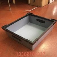 长沙中空板折叠箱 长沙钙塑版折叠箱