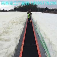 滑雪魔毯的作用 诺泰克输送带魔毯的优势