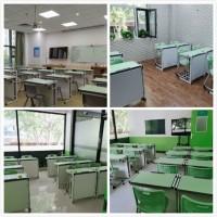 托管中心用什么课桌椅?良心推荐贝德思科一体课桌