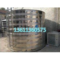 北京不锈钢圆柱形水箱厂家直销