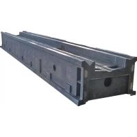 机床铸件数控龙门铣床机械滑台铸造厂光机汽车模具垫板底座刨磨镗