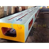 厂家供应铸铁方筒垫箱