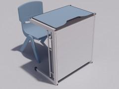 北京用哪种托管班课桌椅性价比高点