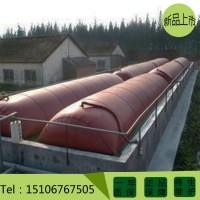 红泥发酵袋功能描述 软体沼气池的安装使用