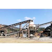 大理石制砂生产线全套设备配置方案Y6
