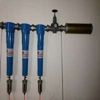 避难硐室压风系统过滤器 避难硐室不锈钢过滤器