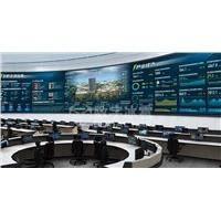 智慧监狱整体解决方案选出智慧园区智能运营中心(IOC)大屏可
